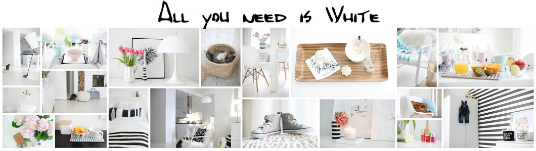 All you need is White