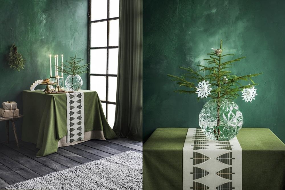vihreä joulu